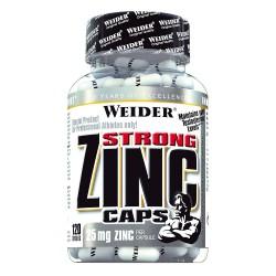 WEIDER Strong Zinc (120 Cps)