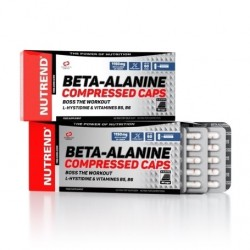 NUTREND Beta-Alanine (90 Cps)