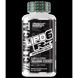 Nutrex Research - Lipo 6 RX...