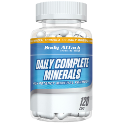 Daily Complete Minerals...