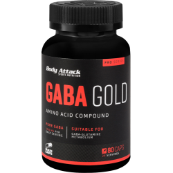 Gaba Gold (80 Caps)