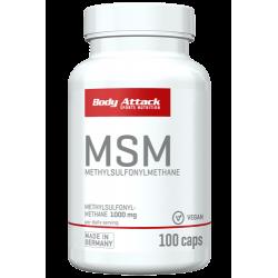 MSM (100 Caps)