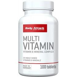 Multivitamin (100 Caps)