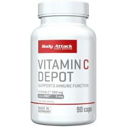 Vitamin C Depot (90 Caps)