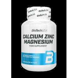 BioTech Calcium Zinc Magnesium