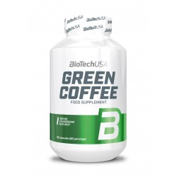 BioTech Green Coffee (120 Cps)