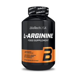 BioTech L-Arginine (90 Cps)