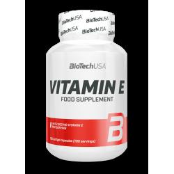 BioTech Vitamin E (100 Cps)
