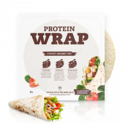 More Nutrition Protein...