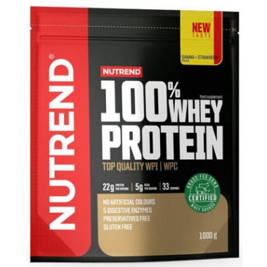 Nutrend - 100% WHEY PROTEIN...
