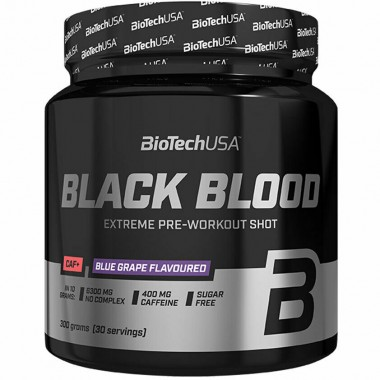 BioTech Black Blood (330g)
