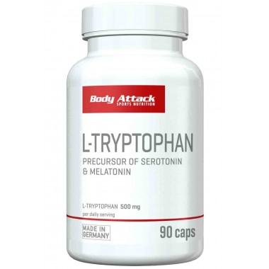Body Attack L-Tryptophan -...