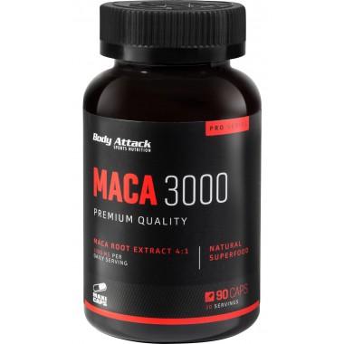 Body Attack Maca 3000 - 90...