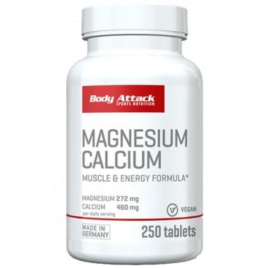 Body Attack - Magnesium...