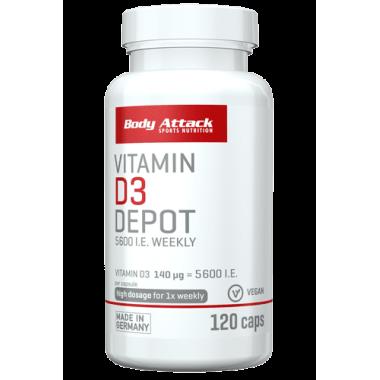 copy of Vitamin D3 + K2 Depot