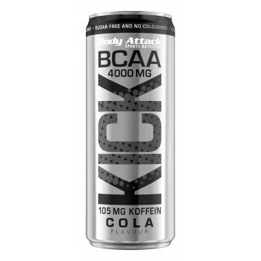 Body Attack - BCAA KICK -...