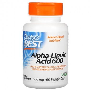 Doctors Best - Alpha-Lipoic...