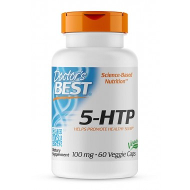 Doctor Best - 5-HTP - 60 Caps