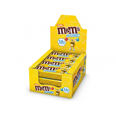 copy of M&M´s High Protein...