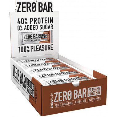 BioTech USA - Zero Bar -...