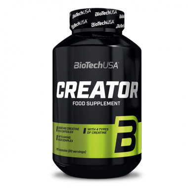 BioTech USA - CreaTor - 120...