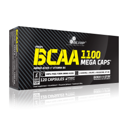 Olimp - BCAA 1100 - 120 Caps