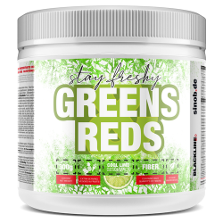 sinob Greens Reds - Lime...