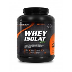 SRS Muscle Whey Isolat Native